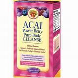Acai Power Berry Pure-Body Cleanse