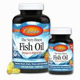 Carlson's Fish Oil Orange Flavor
