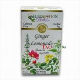 Ginger Lemonade Tea
