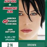 Herbatint Herbal Hair Color 2N