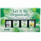 Let It Be Organically