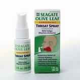 Olive Leaf Throat Spray