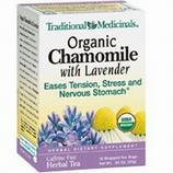 Organic Chamomile with Lavender Herbal Tea