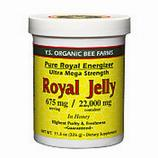 Organic Royal Jelly in Honey