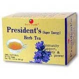 President's (Super Energy) Herb Tea