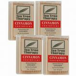 Tea Tree Toothpicks Multi Pack