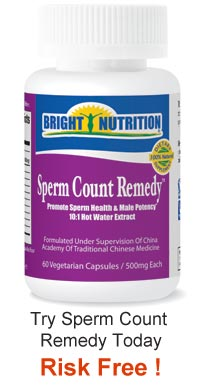 Love herbs for sperm motility definitely one the